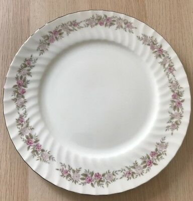 Teahouse Rose The Danisco Collection Fine China Dinner Plate Set of 5 Japan