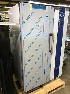 2017 Electrolux Air-O-Chill AOFS201RCU Blast Chiller Freezer with 2 Racks New