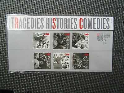 "G.B Presentation Pack ""Tragedies Histories Comedies"" Pk No.455 12/04/11"