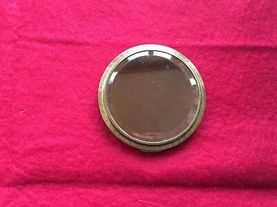 Unusual Vintage Stratton Powder Compact