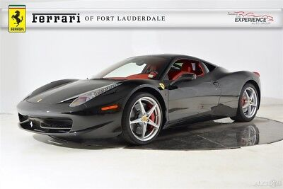 Ferrari 458 Italia Carbon Fiber LED AFS Lifter Shields iPod Navigation Camera Forged Full Electric