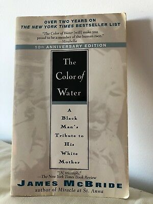 THE COLOR OF Water : A Black Man\'s Tribute to His White Mother by ...