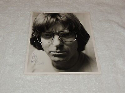 Grateful Dead / Phil Lesh  - Original 8x10 Portrait / Print - Very Nice! SIGNED!