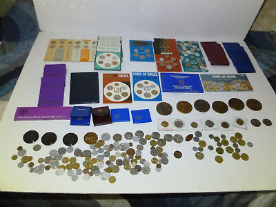 Huge Lot Of Israel Coins Total Weight 7 Pounds