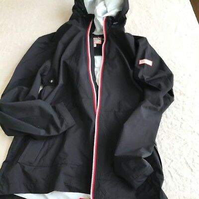 Hunter For Target Unisex S- Black Packable Jacket NEW SOLD OUT - In Hand