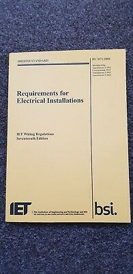 Requirements for Electrical Installations, IET Wiring Regulations