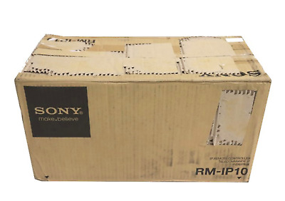 Sony IP Remote Controller for BRC-H900 BRC-Z700 BRC-Z330 RMIP10 NEW