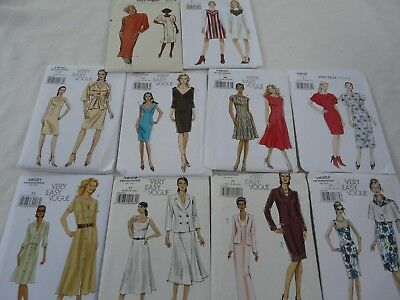 WOMEN/'S EASY SUN DRESS PATTERN UNCUT SIZE 6-22 NEW