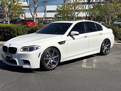 2014 BMW M5 Competition Package 2014 BMW M5 Competition Package, B&O Sound, Executive Package, Driver Assistance