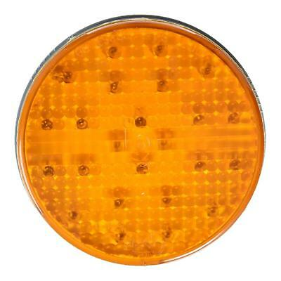 """Grote 53413 - Yellow SuperNova 4"""" Full-Pattern LED Stop Tail Turn Lights"""
