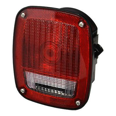Grote 53722 - Red Two-Stud Metri-Pack Stop Tail Turn Light with Single Connector