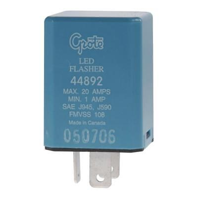Grote 44892 - Red 3 Pin Flashers