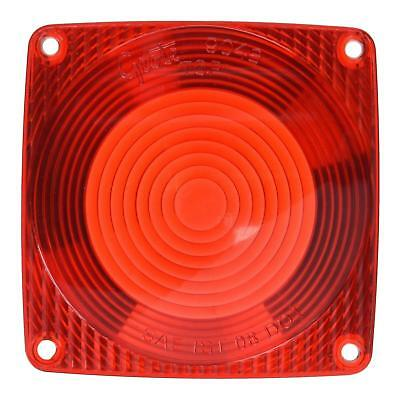 Retail Pack Grote 90232-5 Red Stop Tail Turn Replacement Lenses