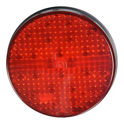 """Grote 52162 - Red SuperNova 4"""" Full-Pattern LED Stop Tail Turn Lights"""