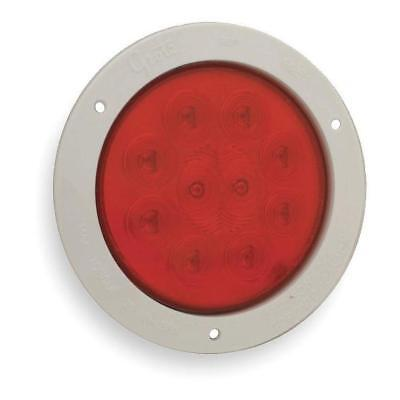 """Grote 53282 - Red SuperNova 4"""" 10-Diode Pattern LED Stop Tail Turn Lights"""