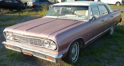 1965 Chevrolet Chevelle Deluxe 300 1965 Chevelle, Solid Body and Frame Restored 2003 From Texas
