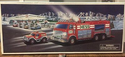 2005 Hess Emergency Truck with Rescue Vehicle