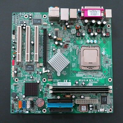 RC410-M REV 1.01 MOTHERBOARD DRIVERS DOWNLOAD