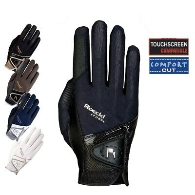 (navy, 7.5) - Roeckl - riding gloves MADRID. Delivery is Free