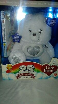 Care Bears 25Th Anniversary Crystal Eyes & Swarovski & Sterling Silver Accents