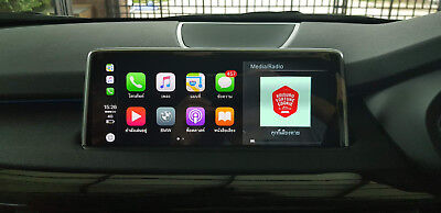 BMW Apple Carplay Active and FSC Full set