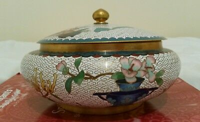 A Chinese antique bronze box, early 20th century.