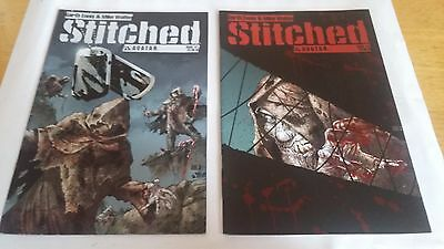 Garth Ennis: Stitched (complete first arc, seven issues)