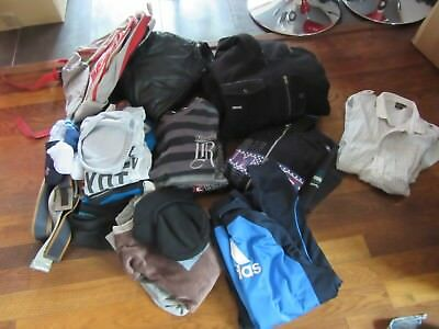 super lot de vêtements 26 pieces  Adidas, liberto  ect 14-16ans