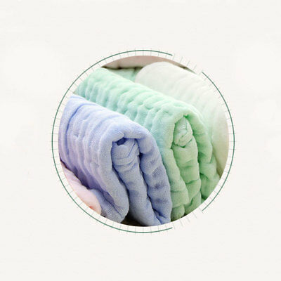 Washcloth Towel Comfortable Dual-Use Multi Colors Single Yarn+Cotton Baby Bib