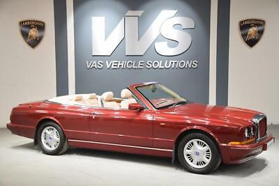 Bentley Azure Turbo Convertible 6.8 Automatic Petrol
