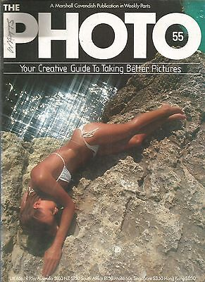 The Photo Magazine - #55 - A Marshall Cavendish Publication In Weekly Parts