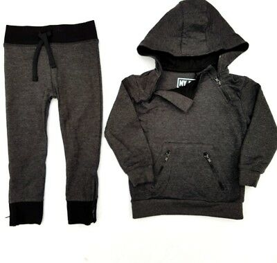 NEW Ex- Mothercare MY K Boys Joggers & Hoodie set Tracksuit Age 9m-7yrs. RRP £24