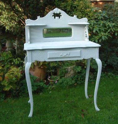 Antique French Louis XV style Ladies Writing Table  Desk  Dressing Table
