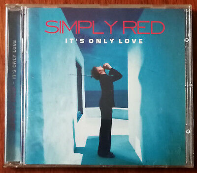 Simply Red ‎– It's Only Love CD – 685738572922