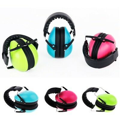 Ear Defenders Headphones NRR 21DB Kids Safety Ear Muffs Shooting Protector