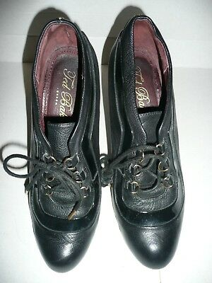 Ted Baker Oxford style Shoe Boot. 6UK