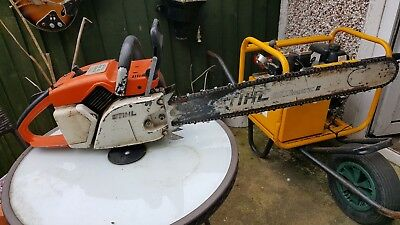 Stihl 056av Super Chainsaw