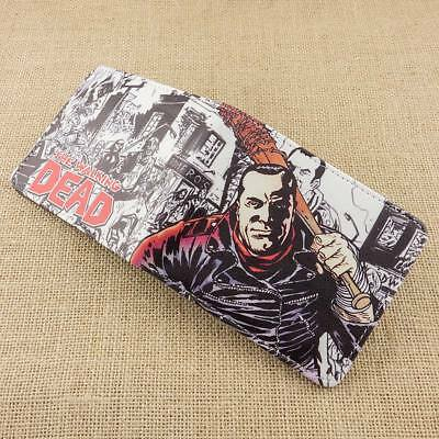 The Walking Dead Comic Book Negan Themed Wallet - UK Shop