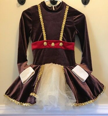 Girl Revolution Dancewear Nutcracker Christmas Ballet Tutu Costume Dress Size XL