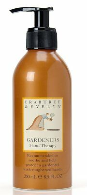 Crabtree & Evelyn Gardeners Hand Therapy 250g #6741 DENTED