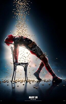 "DEAD POOL ( 11"" x 17"" ) Movie Collector's Poster Print (T7) - B2G1F"