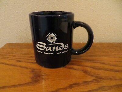 Sands Hotel Casino in Las Vegas Coffee Cup
