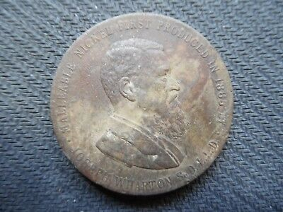 1904. St. Louis Expo. medal.lot K61