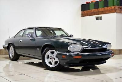 1994 Jaguar XJS Leather FREE SHIPPING JAGUAR XJS HARD TOP COUPE LOW MILES ALL ORIGINAL EQUIPMENTS