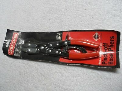 Craftsman Pinch-off Hose Pliers, Made in USA, NOS - Part # 41839