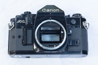 Vintage Canon A-1 Camera Body - Not Working, For Parts / Repair