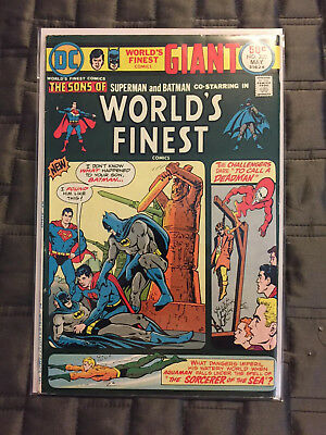 World's Finest Comics #230 (1975) in VF+/NM- Condition.......GREAT DEAL!!!