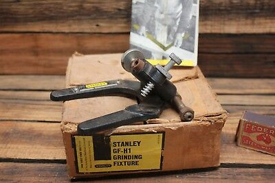 Stanley GF-H1 Grinding Attachment Fitting Grinder Fixture Boxed Power Tool