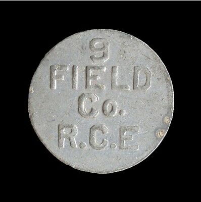 Canada Military Token Ye Merry Sappers Tavern 10 Souvenir 9 Field Company RCE