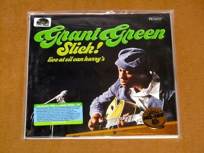 Grant Green Slick! Live at oil can Harry's RSD NEW SEALED